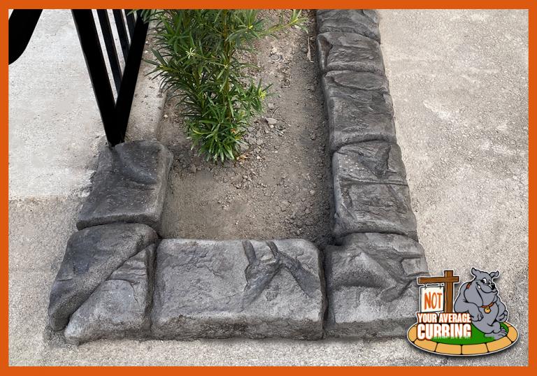 Not Your Average Curbing - Moroccan Natural Stone - Casablanca Cobble